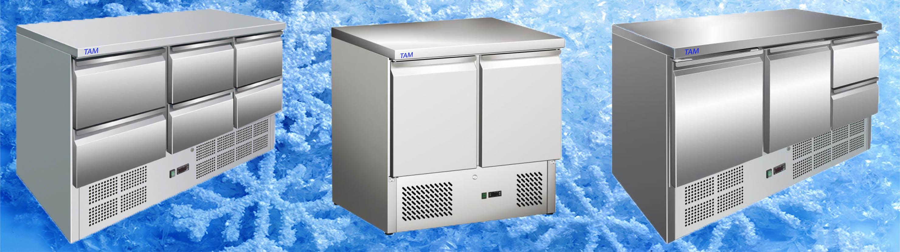 Kühltische EASY 700